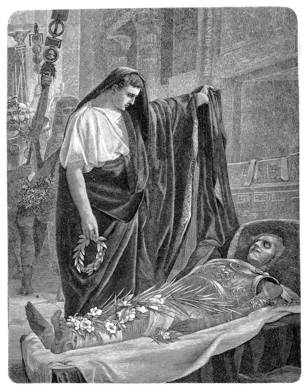 Nagy Sándort élve temethették el