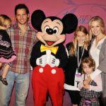 Peter Facinelli és családja