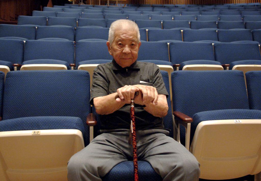 Jamagucsi Cutomu 93 éves korában hunyt el