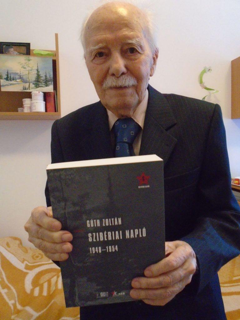 Gulagéveiről írt könyvet a magyar túlélő, Gúth Zoltán