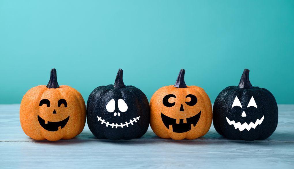 Készíts faragás nélkül halloweeni dekorációt