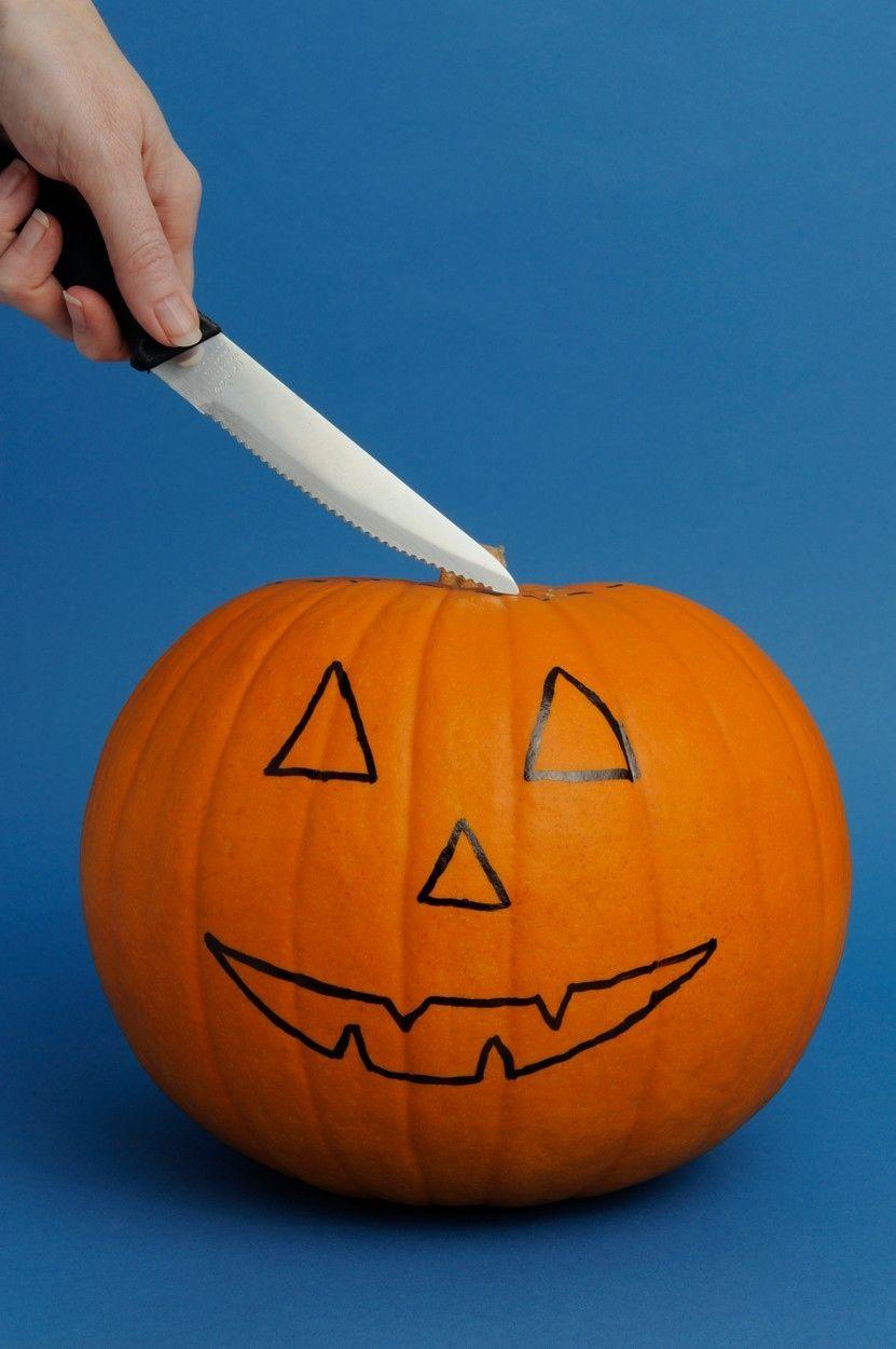 Így kell tököt faragni halloweenre