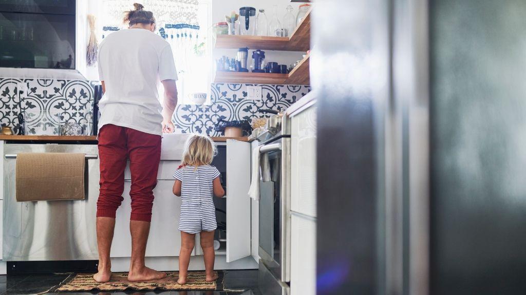 A házimunka jót tesz a gyereknek
