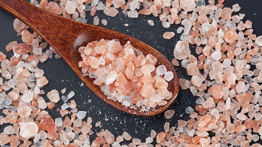 A himalájai só pont ugyanazt tudja, mint a sima házi