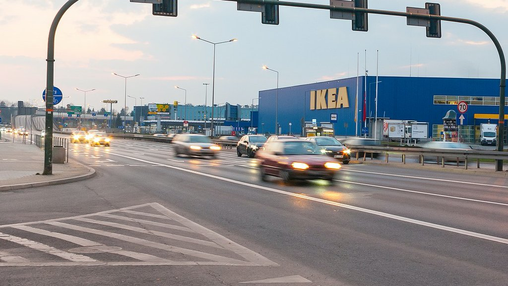 IKEA üzlet