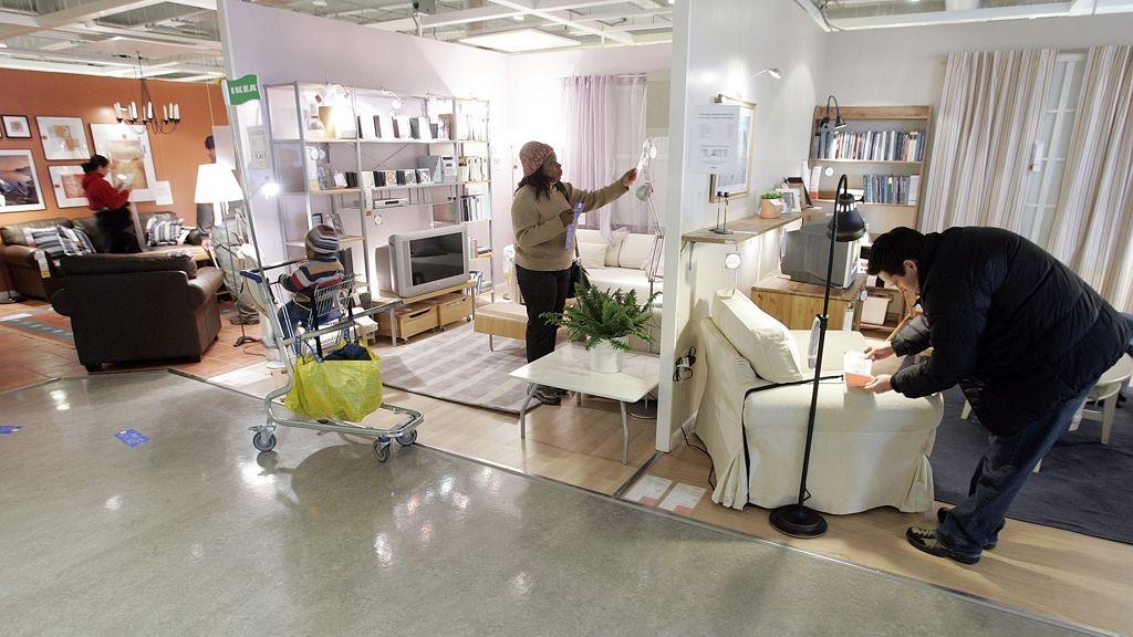 Pénisz mintájú szőnyeget dobott a piacra az IKEA