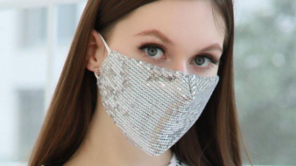 Elegáns maszk