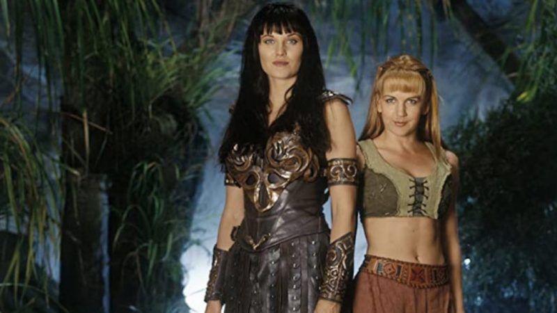 Xena és Gabrielle