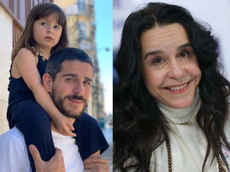 Lucelia Santos, fia és unokája (Fotó: Instagram, Getty Images)