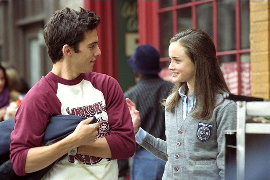 A három exe közül Jess tette a legtöbbet Roryért.