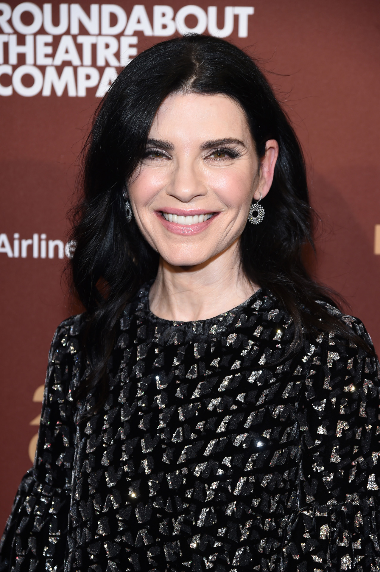 NEW YORK, NEW YORK - MARCH 02: Julianna Margulies attends the Roundabout Theater's 2020 Gala at The Ziegfeld Ballroom on March 02, 2020 in New York City. Jamie McCarthy/Getty Images/AFP