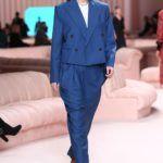 Fendi kék ruha