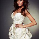 Konkoly Ági a Miss Universe Hungary 2012-es versenyen