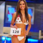 Konkoly Ági bikiniben 2012, Miss Universe