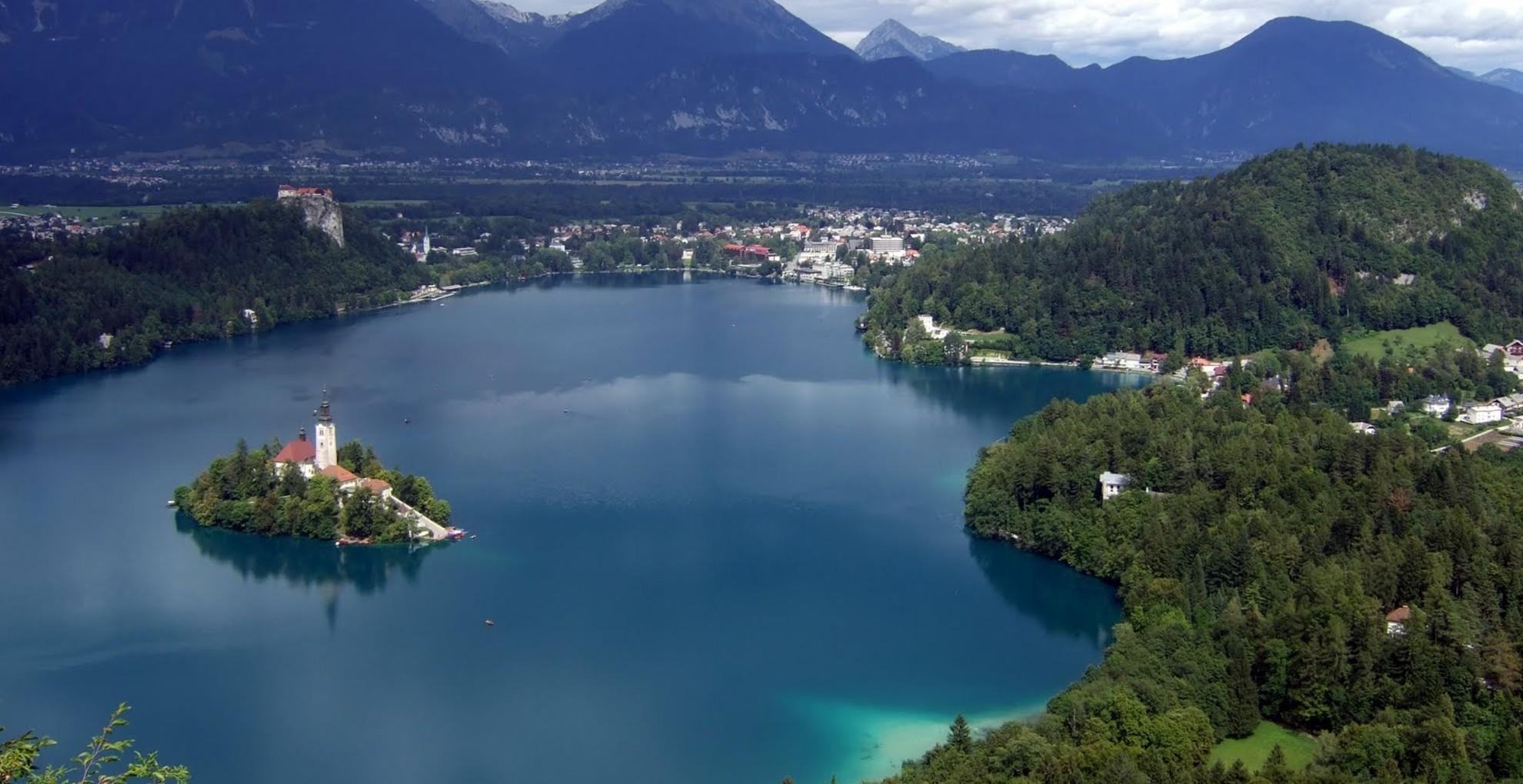 15 csodás hely Szlovéniában