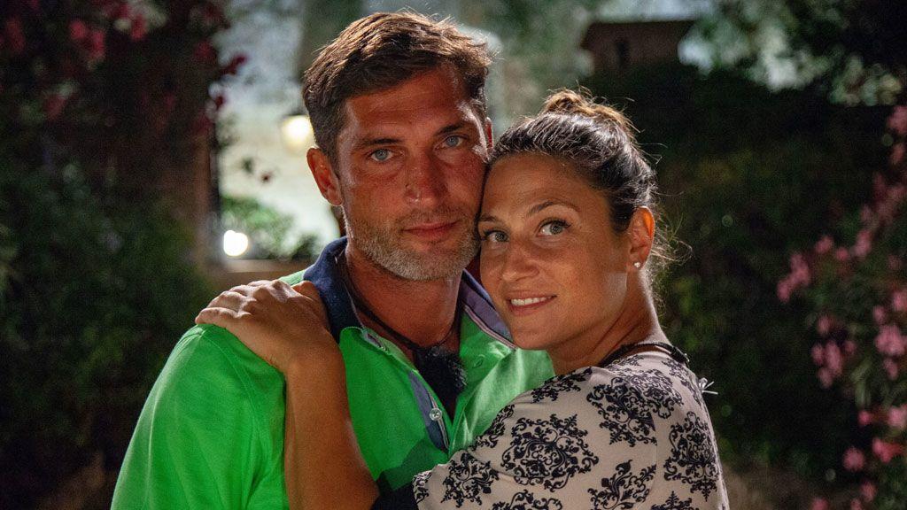 Laky Zsuzsi és férje, Dietz Gusztáv