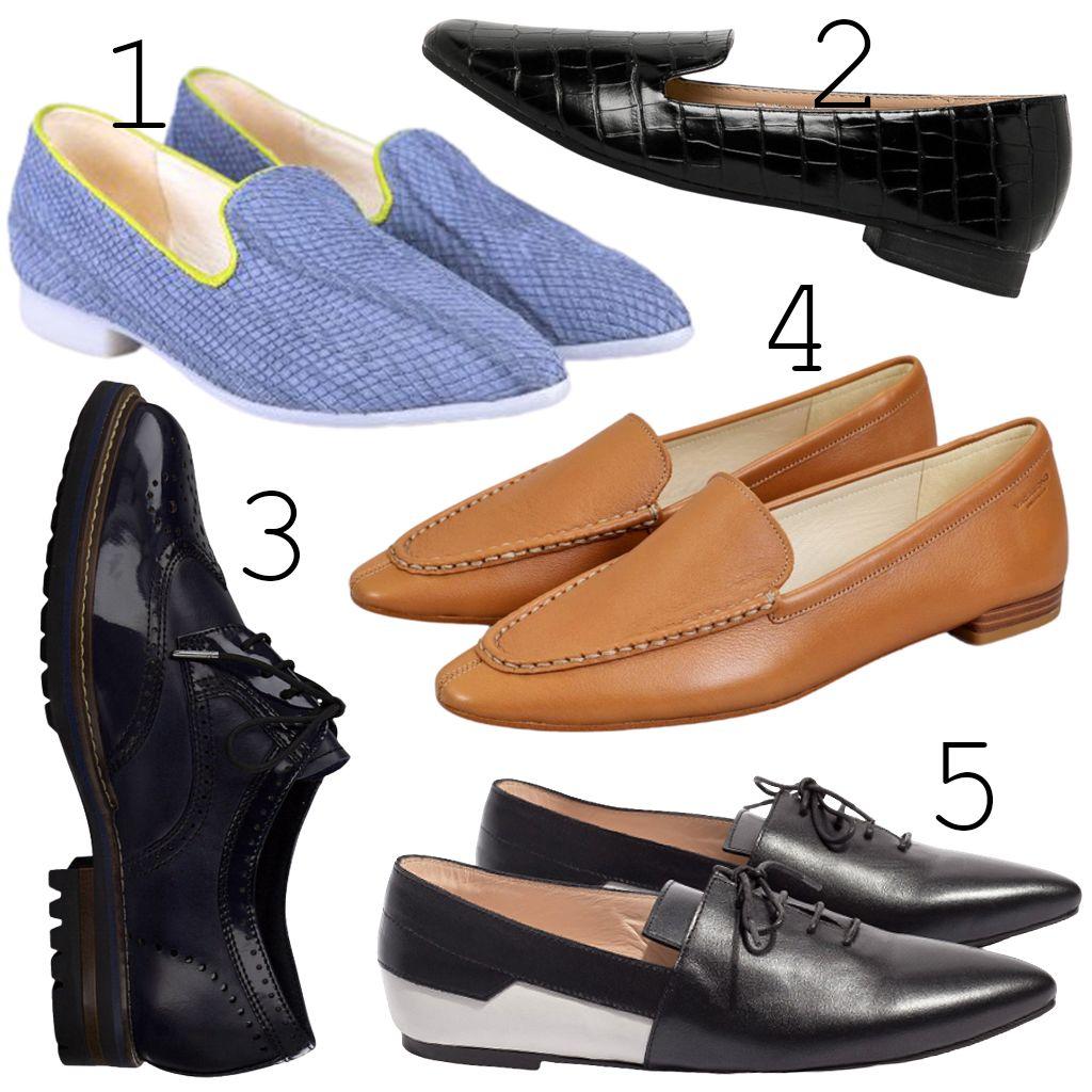 Kényelmes, nőies lapos talpú cipőt keresel? Nem csak a balerinák léteznek!