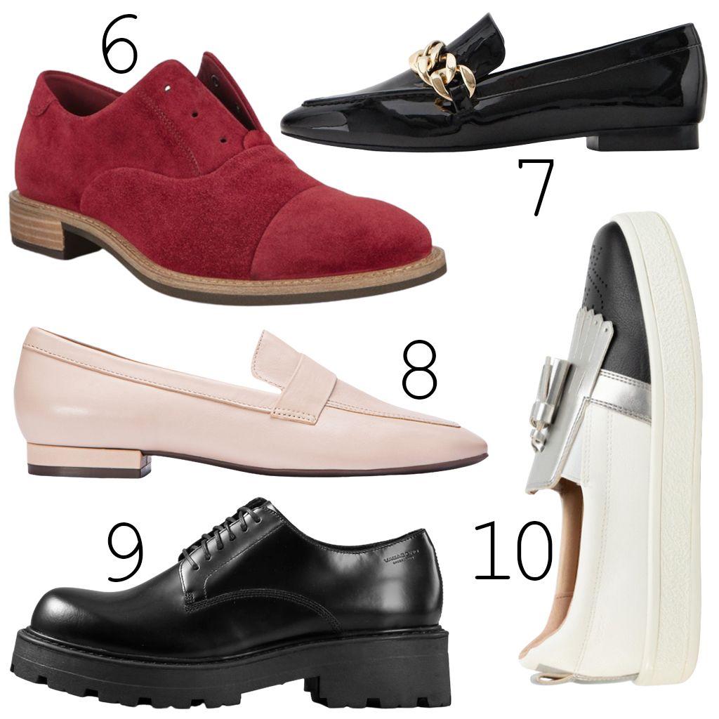 Loaferek, oxford cipők, mokaszin cipők - szépen, kényelmesek, nőiesek!