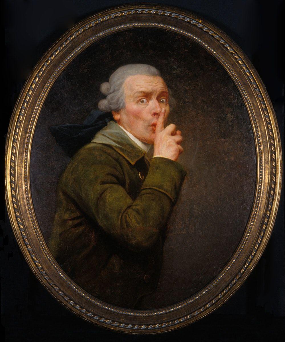 Marie Antoinette első festője volt, mára az egyik legnépszerűbb internetes mém lett belőle