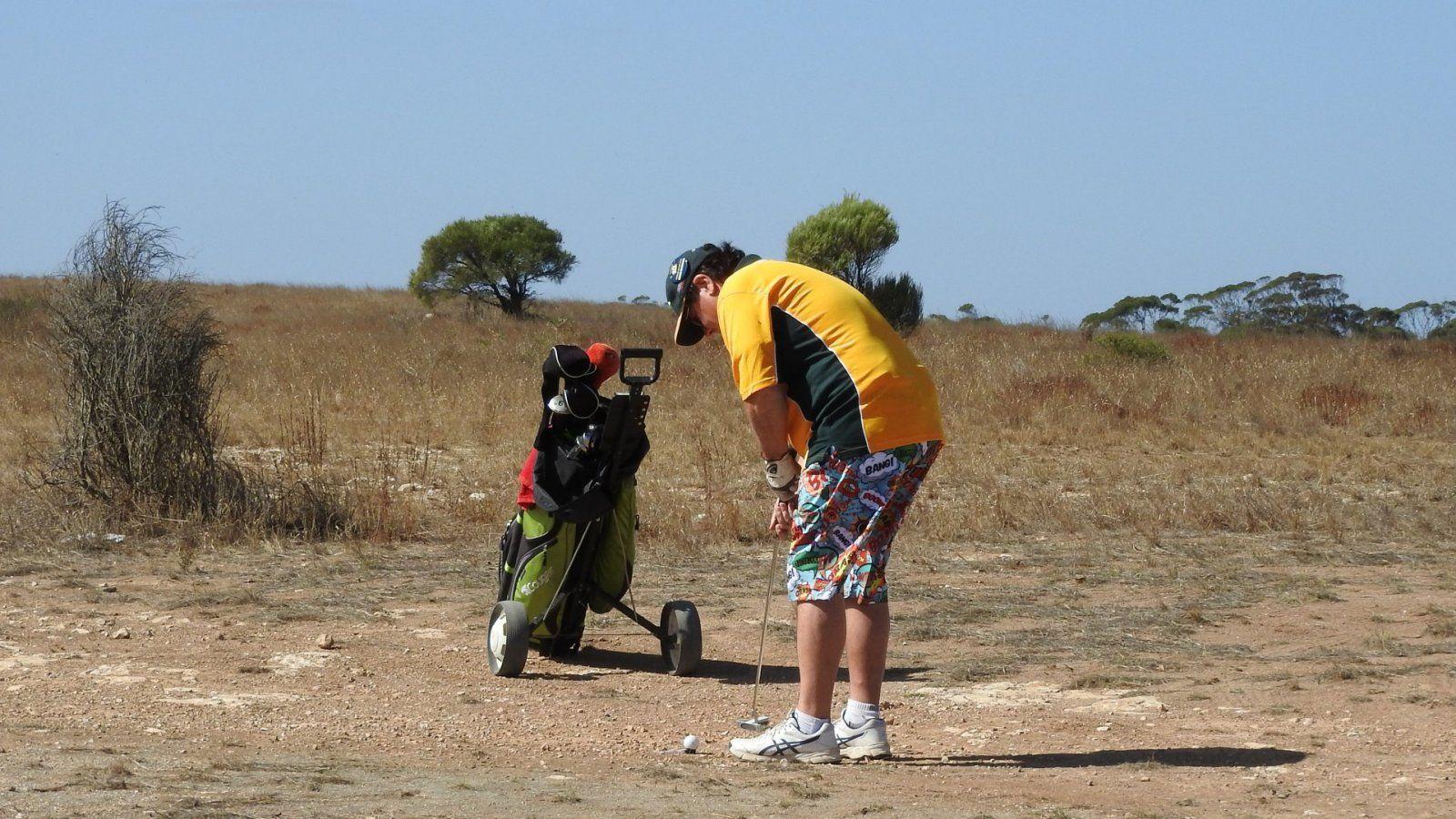 Nullabor Links, a világ leghosszabb golfpályája