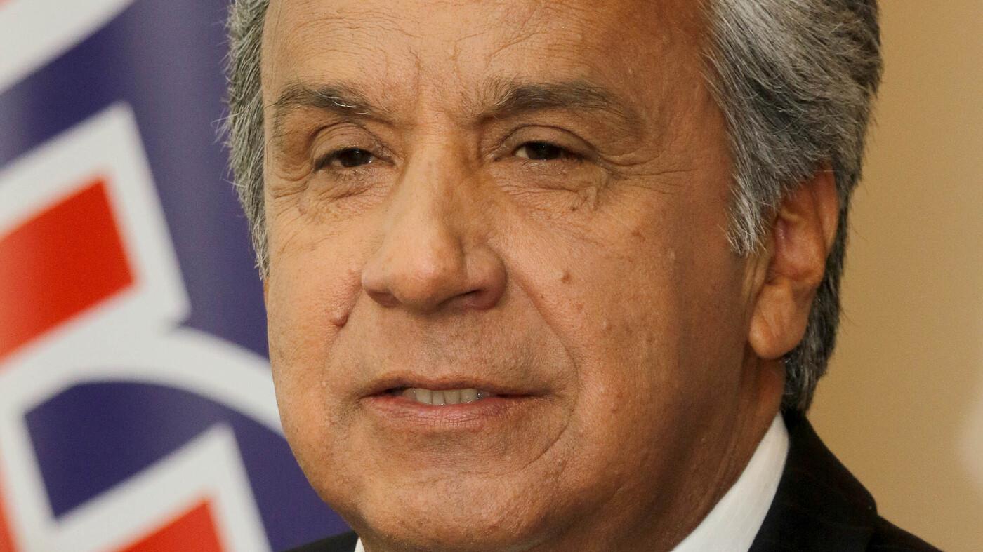 Lenin Moreno ecuadori elnök nem enyhítene az abortusztörvényen Foto:Andes/César Muñoz