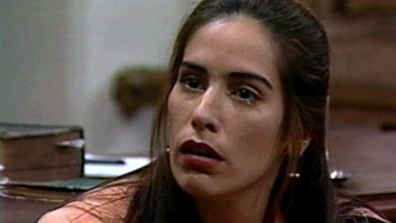Gloria Pires A homok titkai című sorozatban