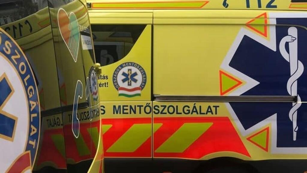 Halálra gázolt a villamos egy férfit Budapesten