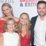 Peter Facinelli és lányai