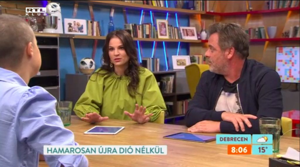 Nádai Anikó a rákszűrés fontosságáról beszélt