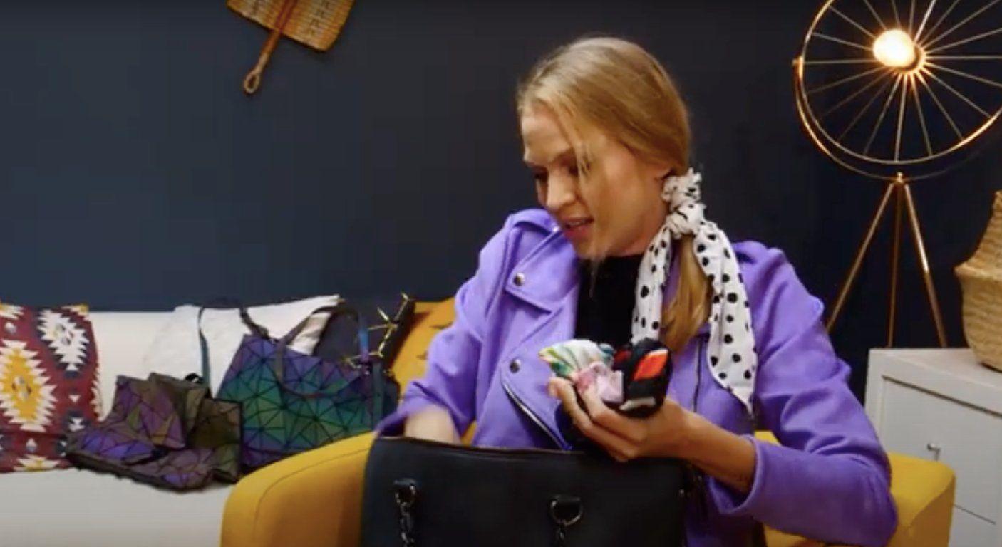 Nagy Alexandra táskája