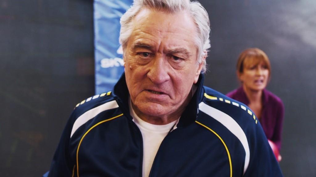 Robert De Niro csúnyán néz a Nagypapa elszabadul főszerepében (fotó: Big Bang Media)
