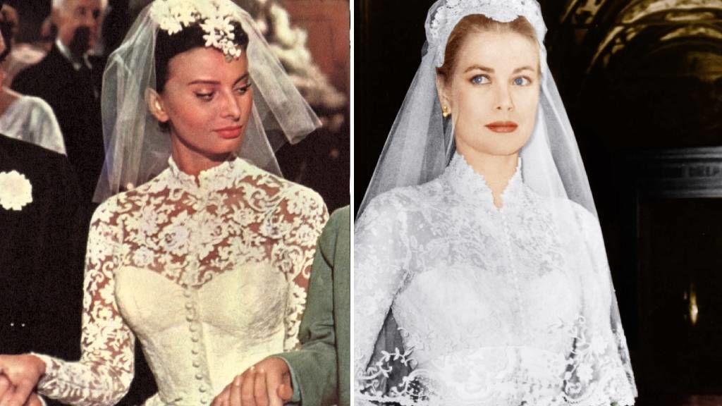 Sophia Loren és Grace Kelly