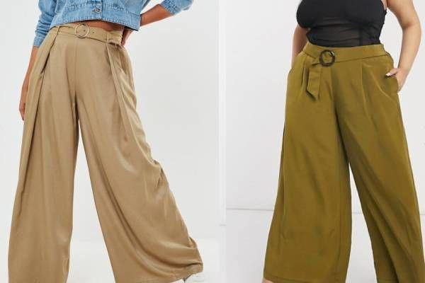 Bő szárú nadrágok