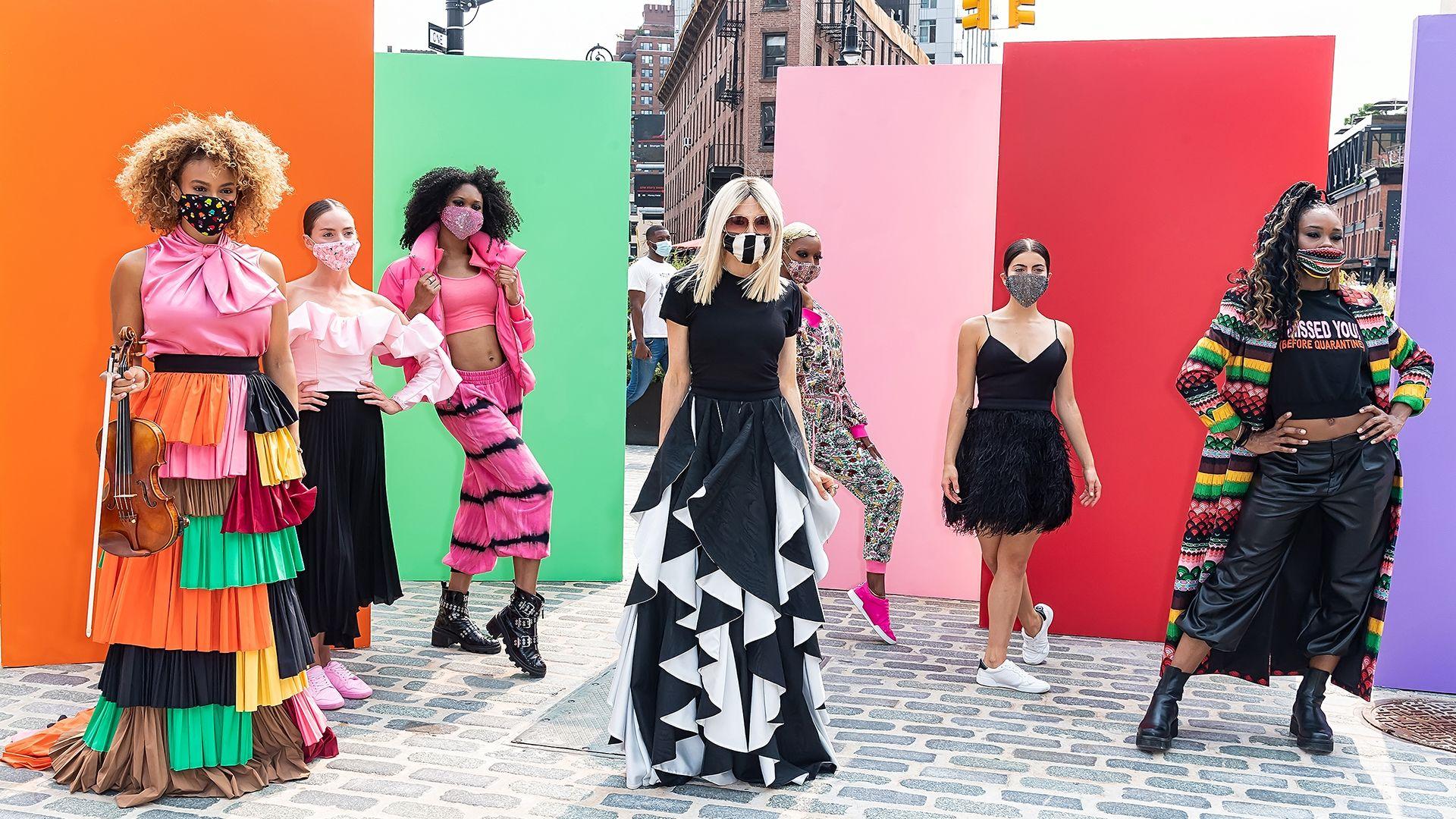 New York-i Divathét 2021 tavasz-nyár