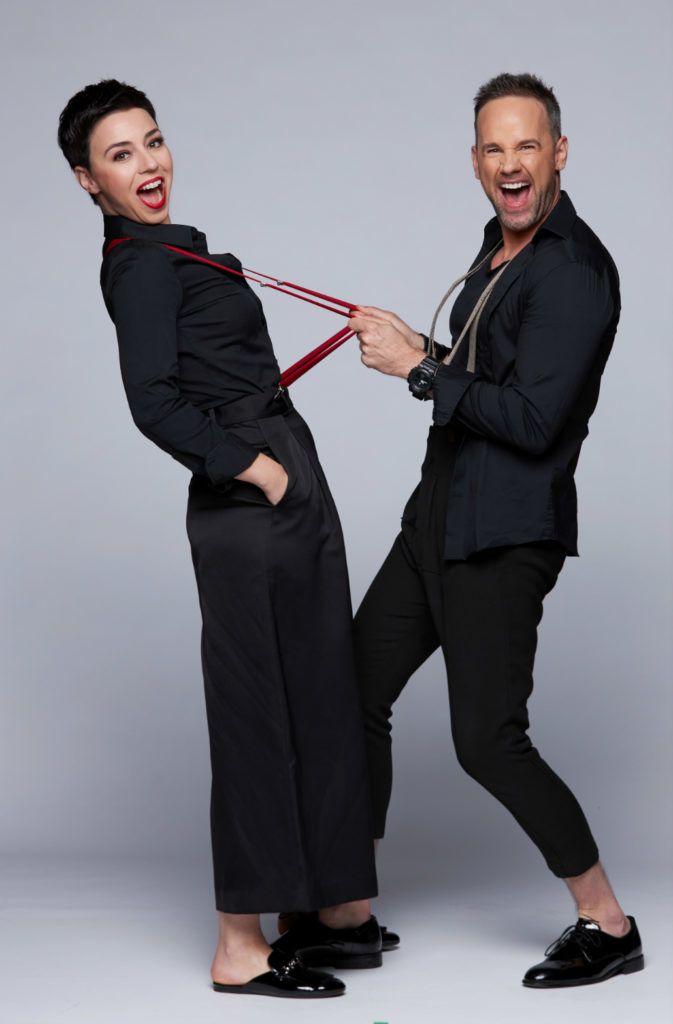 Jarai Kíra és Járai Máté a Nyerő páros 2020 versenyzői