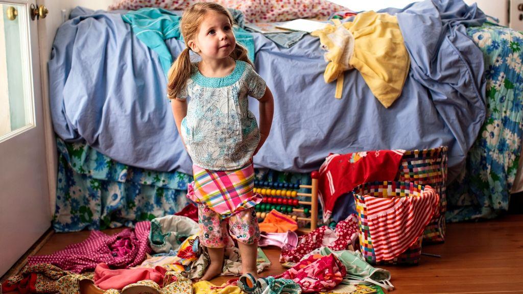 Az anya nem szól bele autista lánya öltözködésébe