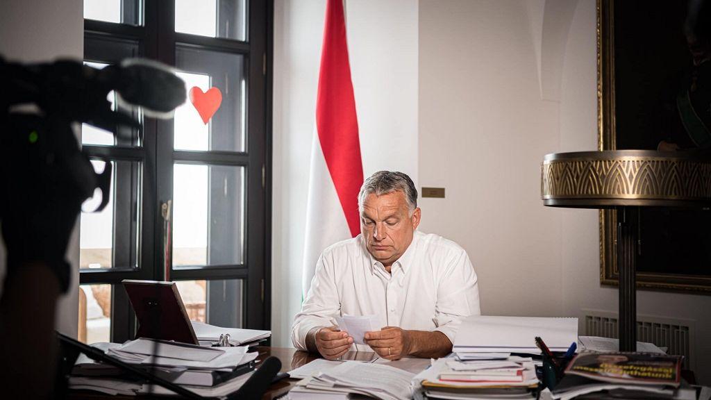 Koronavírus: Bejelentéseket tett Orbán Viktor
