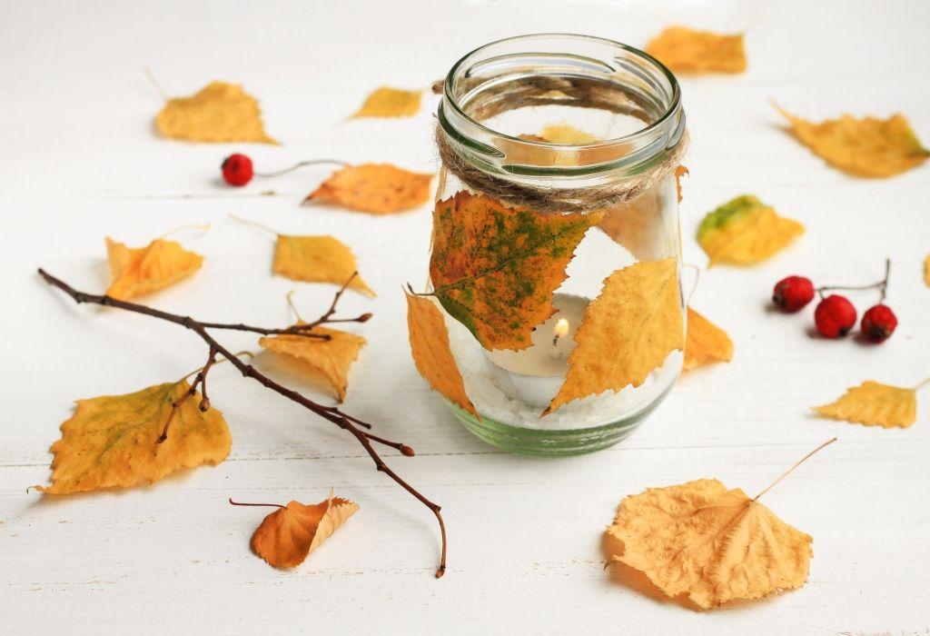 Olcsón is készíthetsz őszi dekorációt