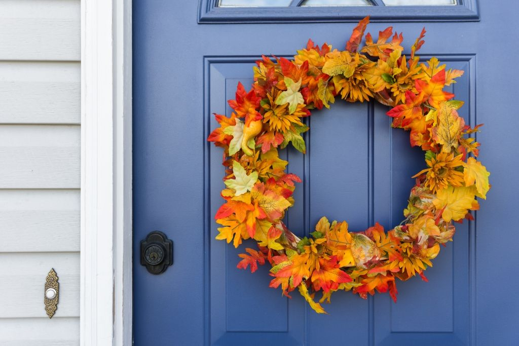 Készíts olcsó őszi dekorációt