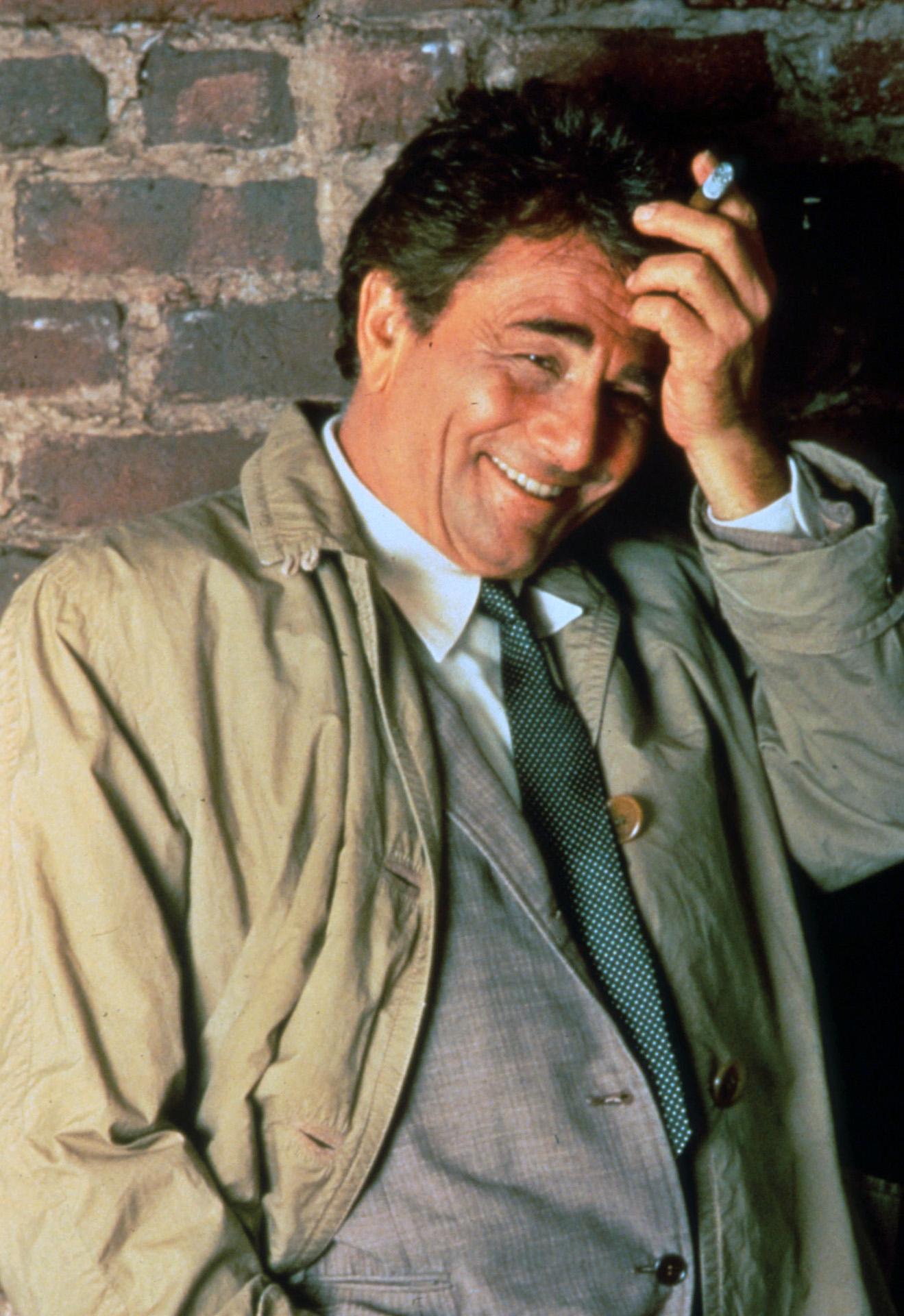 Columbo Year: tv serie - usa Peter Falk