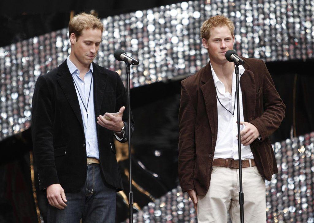 Harry herceg és Vilmos
