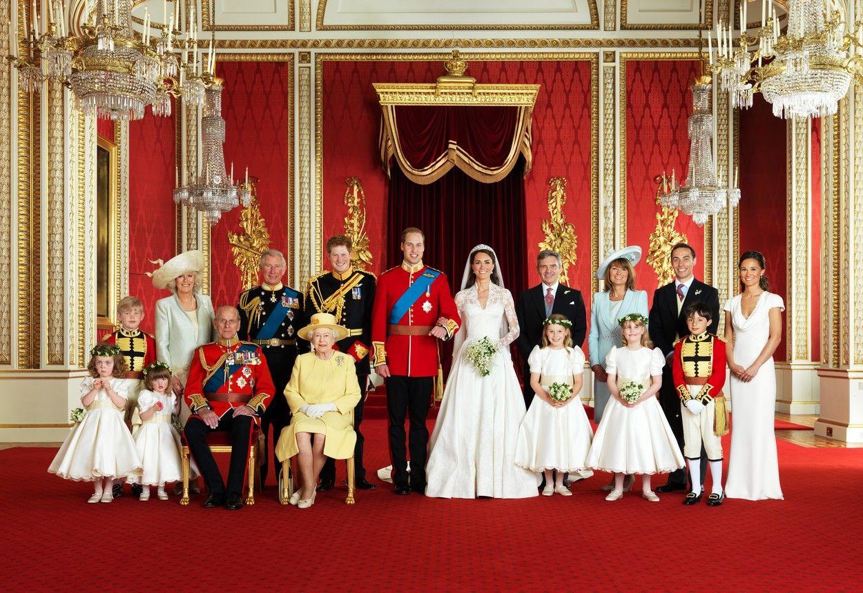 Vilmos herceg esküvője