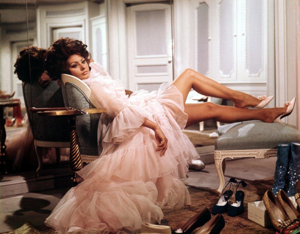 Sophia Loren ruhái