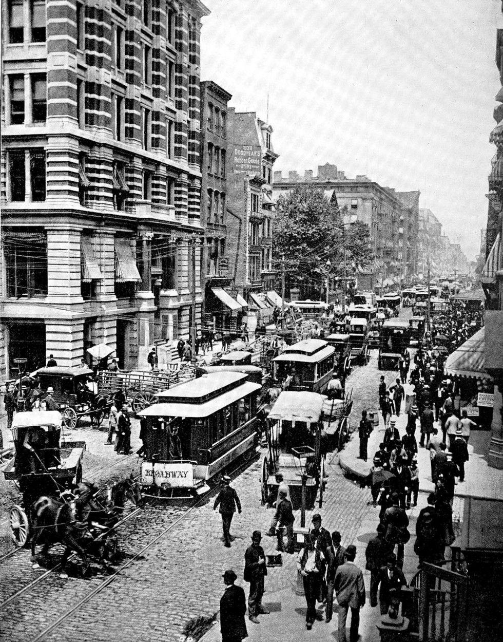 New York 1899-ben