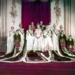 II. Erzsébet koronázása