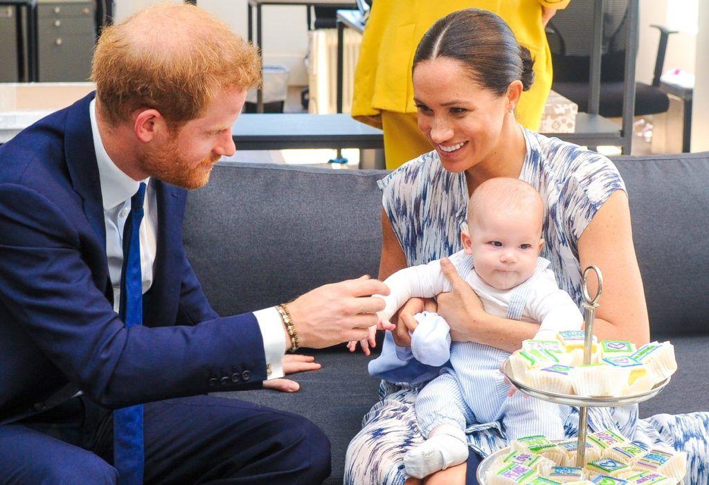 Harry herceg és fia Archie