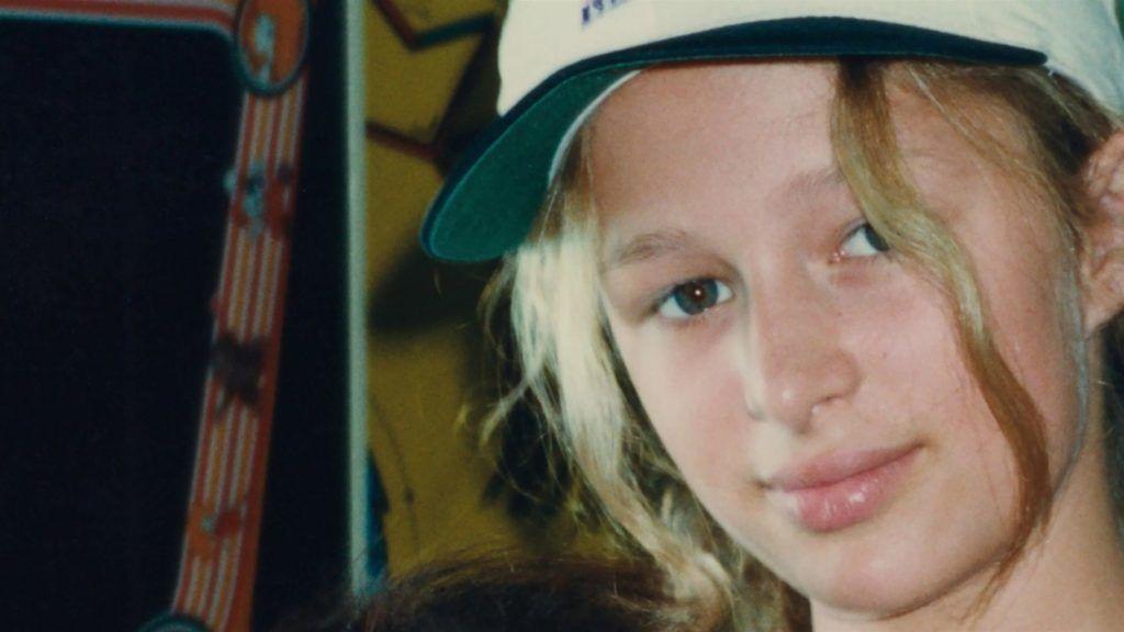 A fiatal Paris Hilton