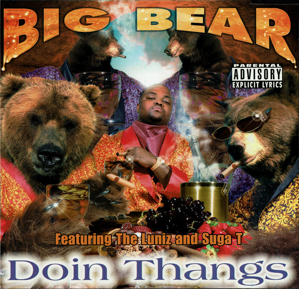 A legkeményebb rapperek szivarozó medvékkel vacsoráznak