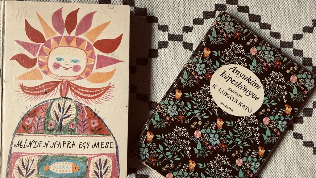 Kvíz: retró mesekönyvek