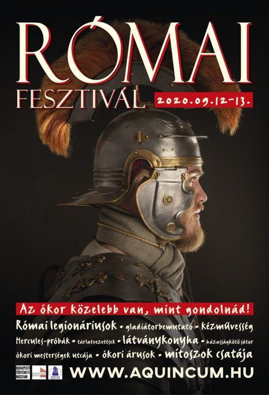Római fesztivál - Az ókor közelebb van, mint gondolnád! (x)
